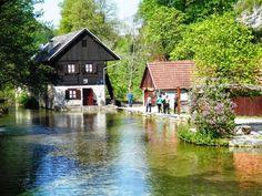 #Croatia #Holidaydestination #Slunj #Rastoke