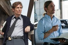 Matthew McConaughey Reveals the Four Stages of 'True Detective' Rustin Cohle | Movies News | Rolling Stone