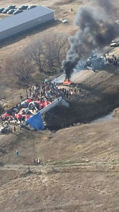 Standing Rock, 10/28/2016 Lord forgive them for they know not what they do!