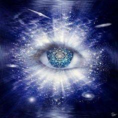 Archangel Metatron ~ Cosmic Diamond Star Gate: Quantumality of Pure Self Consciousness Geometry Art, Sacred Geometry, Art Visionnaire, Saint Esprit, Psy Art, Mystique, Visionary Art, Sale Poster, Sacred Art