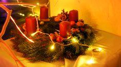 Weihnachtskränze - handgefertigt von Melanie Hara