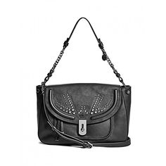 GUESS Athina Studded Shoulder Bag *** Continue to the product at the image link. Guess Handbags, Coin Bag, Evening Bags, Fashion Brands, Crossbody Bag, Shoulder Bag, Wallet, Purses, Image Link