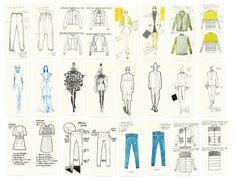 Fashionary templates