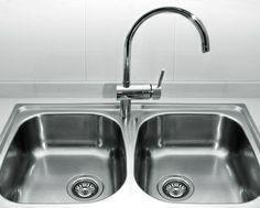 Comment faire briller son évier ?  et pleins d'autres conseils sur le Blog www.zalinka.com
