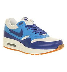 Nike Air Max 1 (l) Hyper Blue - Hers trainers
