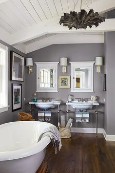 Home Guide:  Decorating Your Home in Shades of Grey