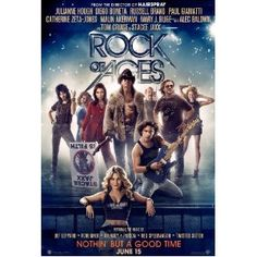 Anyone with great affection for '80s big-hair bands (Journey, Pat Benatar, Foreigner, and the rest) will be doing a lot of head-bopping to Rock of Ages, the film adaptation of the hit Broadway musical. Director Adam Shankman (Hairspray) has assembled a winning cast to tell the story of an aging rock legend, Stacee Jaxx (played with deadpan aplomb by Tom Cruise), against the I-wanna-be-a-star yearnings of a newbie, Sherrie (Julianne Hough).
