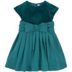 Il Gufo - Two-material dress - 138872