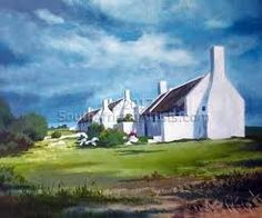 Image result for painting fisherman's cottage cape