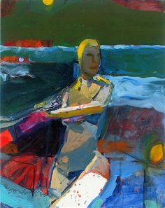 ArtZone 461 Gallery - Bay Area Figurative Paintings and Drawings - Kim Frohsin - 23