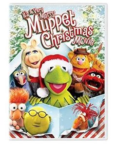 David Arquette & Joan Cusack & Kirk R. Thatcher-It's a Very Merry Muppet Christmas Movie