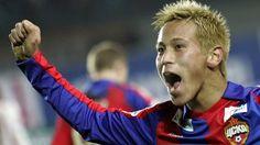 """Keisuke Honda: """"Es un sueño que se hace realidad"""" - http://mercafichajes.es/06/01/2014/keisuke-honda-sueno-realidad/"""