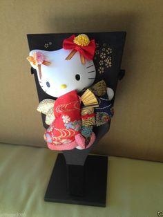 Hello kitty Hagoita SANRIO from JAPAN