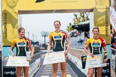 Super League Triathlon Crowns New Champions in Jersey
