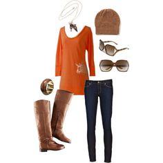 An Everyday Look....Fashion Worship!