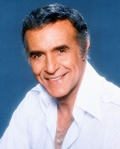 Ricardo Montalban, actor played Mr. Rourke on Fantasy Island and Kahn on the series Star Trek along with many movies.