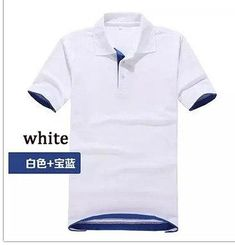 236038df4 Brand Clothing Polo Homme Solid Wholesale Polo Shirt Casual Men Tee Shirt  Tops Cotton Slim Fit