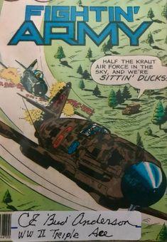 War Comics, P51 Mustang, Air Force, Sky, Crow, Plane, Heaven, Raven, Heavens