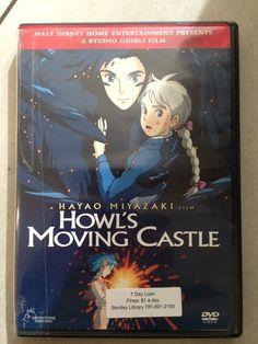 Hayao Miyazaki's Howl's Moving Castle http://libcat.bentley.edu/record=b1136155~S0