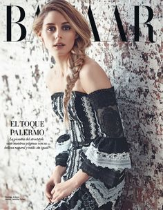 You'll Want Everything Olivia Palermo Is Wearing in This Dreamy New Shoot