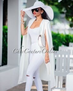 Chic Couture Online - Anahi Off-White Luxe Long Cape Jacket.(http://www.chiccoutureonline.com/anahi-off-white-luxe-long-cape-jacket/)