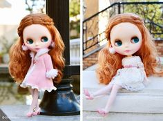 Neo Blythe Bling Bling Party Fur