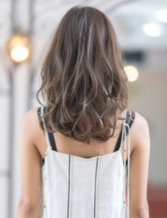 (notitle) Sure, the bushy perms of the might be out of vogue, but there are plenteousness of mod Medium Bob Hairstyles, Permed Hairstyles, Asian Hair Inspo, Japanese Perm, Wavy Hair, New Hair, Medium Hair Styles, Curly Hair Styles, Perm Curls