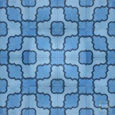 Primula D C6-11-43 - moroccan cement tile