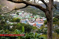 Town of Naranjito, Puerto Rico.