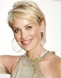 sharon-stone-new-haircuts-and-hairstyles-5 | Daily Hairstyles ...