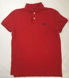 American Eagle AE Men's Athletic Fit Polo Short Sleeve Shirt SZ Extra Small XS #AmericanEagleOutfitters #PoloRugby