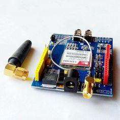 GSM Shield SIM900 | GPRS a Thingspeak