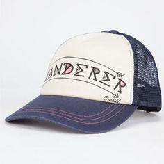 O'NEILL Wander Away Womens Trucker Hat 255677210   Hats