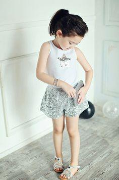 Princess De Annika Lgnett Shorts (3C) — jujubunnyshop