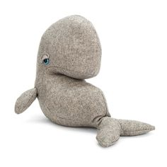 This is the incredibly cool, fantastically beautiful whale cuddly Pobblewob whale by Jellycat. See hm still sit with his beautiful blue eyes. This whale . Living Puppets, Bright Blue Eyes, Gray Whale, Baby Koala, Baby Pony, Sleepy Eyes, Jellycat, Girls Accessories, Cloth Diapers