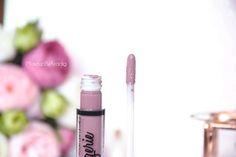 lip lingerie - revue - swatch- nyx cosmetics - embellishment - bedtime flirt - makeupbyazadig - enjoyphoenix - troyes - embout