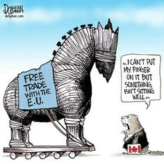 #freetrade  #EU  #ItsATrap