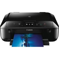 Canon 0519C002 PIXMA MG6820 Photo Printer (Black)
