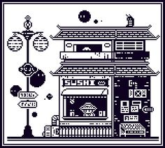 Online Tutorials, Art Tutorials, Pixel Life, Pixel Art Games, Job Posting, Monochrom, Community Art, Game Design, Art Forms