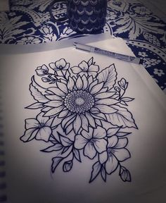 Image result for outer thigh tattoo