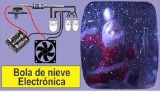 Bola de nieve electrónica   Electronic snow ball