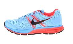 """""""Nike Air Pegasus+ 29"""" baby blue running shoes"""