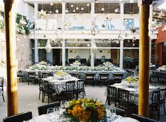 Lighting Inspiration - designed by Easton Events - International Wedding Planners with offices in Charleston, SC and Charlottesville, VA photo by Eric Kelley