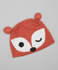 df2b487bff6 Ocher Fox Boy Double-Knot Beanie
