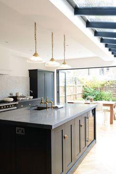 Kitchen by deVOL via simply grove