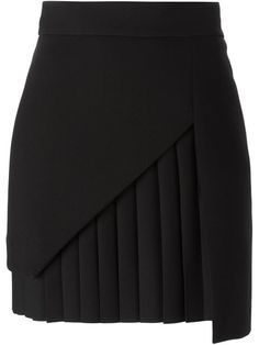 Shop Fausto Puglisi layered pleated skirt in Parisi from the world's best independent boutiques at farfetch.com. Shop 300 boutiques at one address.