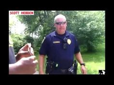 Top American Football Star is stopped by Police after they confuse him f...