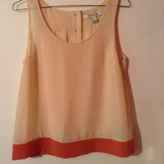 Spotted while shopping on Poshmark: Forever 21 dressy tank top! #poshmark #fashion #shopping #style #Tops