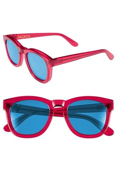 Add some color this summer with these classic sunglasses
