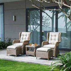 Martinique I Club Chair Set Outdoor Furniture Sets, Outdoor Decor, Patio Chairs, Club Chairs, Home Decor, Decoration Home, Room Decor, Home Interior Design, Home Decoration